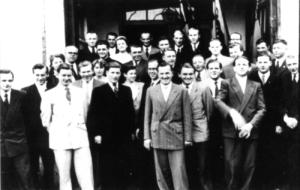 Mitgliederversammlung (wahrscheinlich 1954)
