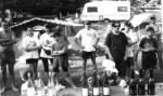 Spaß und Spiel beim Zeltlager am Noldensee