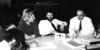 Familienseminar mit Arnold Tomaschek