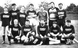 Die Siegermannschaft gegen den 1.FC St.Joseph Eschersheim