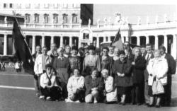 Wir waren zur Seligsprechung Adolph Kolpings in Rom dabei