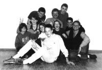Unsere Jugendgruppe mit ihren Leitern